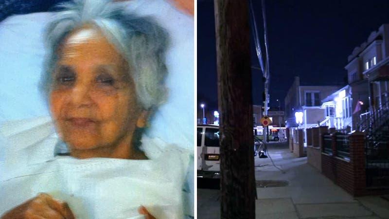 Lo que se sabe de María, la dominicana de 92 años que fue estrangulada en Queens