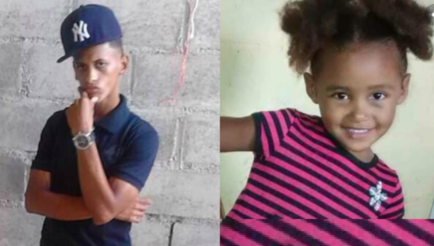 Era familia de la niña asesinada en Santiago el adolescente involucrado en el caso