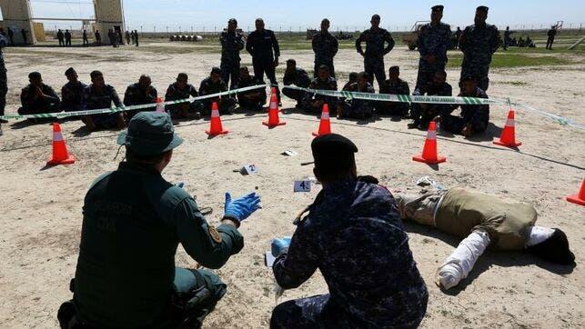 La OTAN suspende de forma temporal sus actividades de entrenamiento en Irak Bruselas