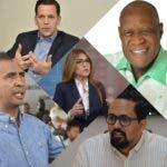 Candidatos a ocupar la Alcaldía del DN no presentan propuestas para transformar transporte público de pasajeros