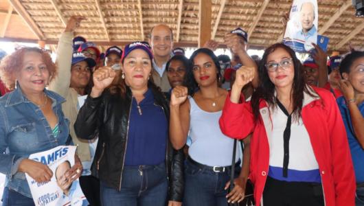 Ramfis exhorta al pueblo dominicano a votar a favor de los mejores intereses de la patria