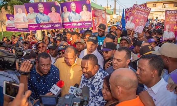 Polanco y Guzmán aseguran oposición no tiene nada que buscar en SDN