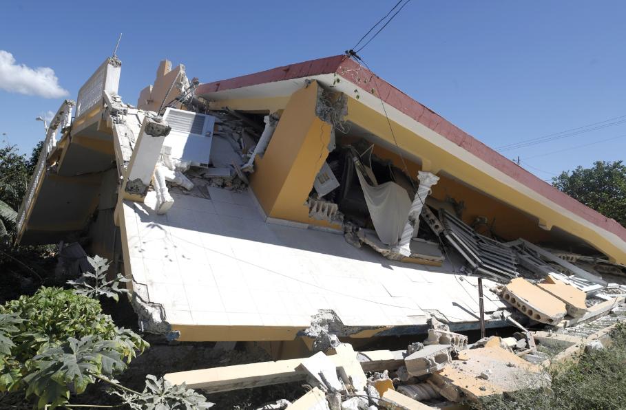 Terremoto de6,4 es el peor de la historia reciente de Puerto Rico