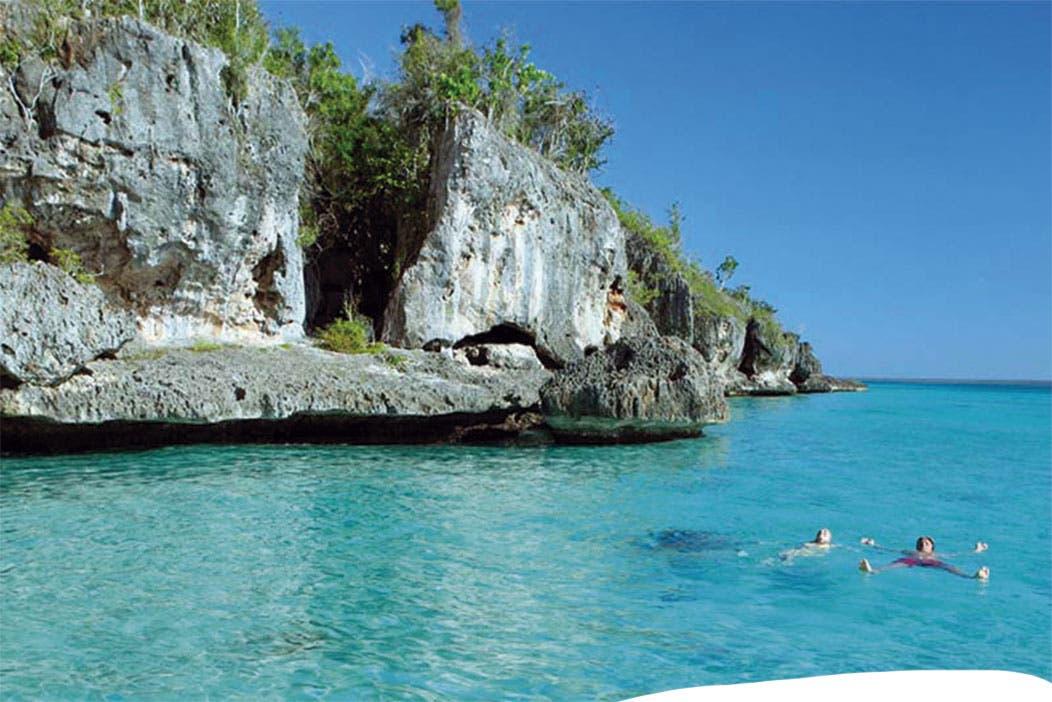 Gobierno presenta plan para el desarrollo turístico de Bahía de Las Águilas