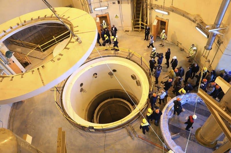 Unión Europea activa mecanismo de disputa en acuerdo nuclear con Irán