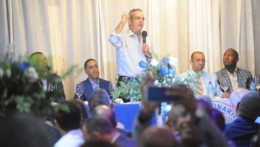 Abinader: Gobierno del Cambio reducirá costo de obras a la mitad