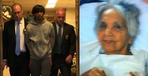 Joven de 21 años es apresado por violar y asesinar a anciana dominicana en Queens