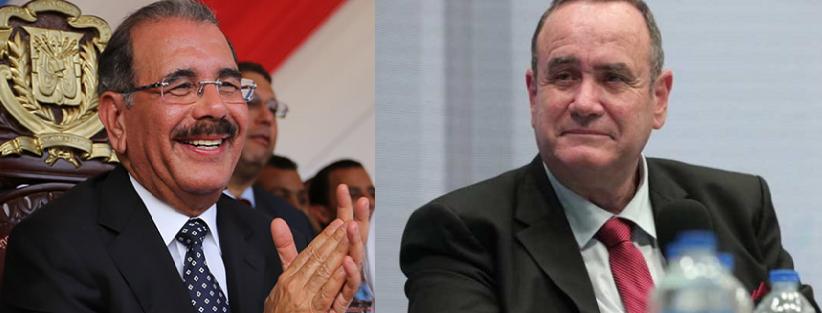 Danilo Medina asistirá a investidura de nuevo presidente de Guatemala