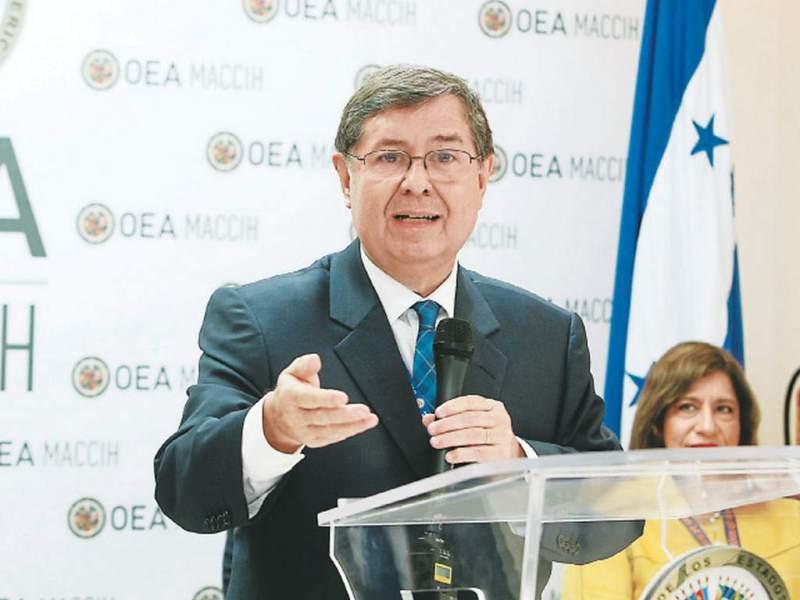 Incierta continuidad de Misión de la OEA contra la corrupción en Honduras