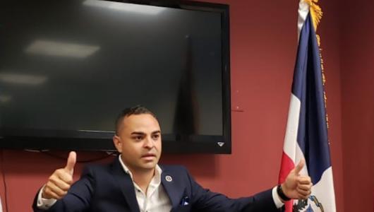Dirigente Juventud del PRM en Florida dice trabajan duro para asegurar victoria de Luis Abinader