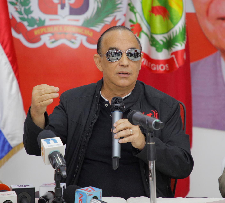 Quique Antún: plan del gobierno despojar al PRSC de la casilla 3 es terrorismo electoral y pone en juego las elecciones