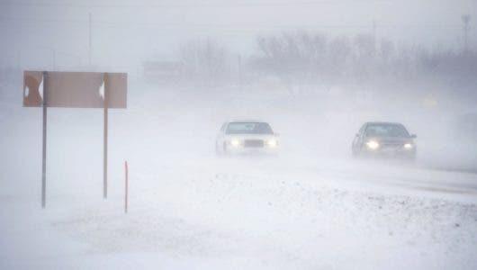 !Advertencia! Tormenta invernal causará fuertes nevadas y hielo en Estados Unidos