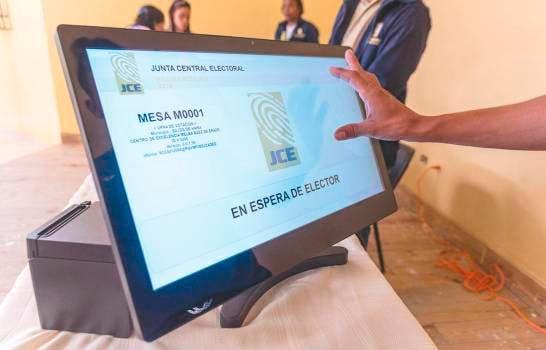 Aquí los resultados de Alhambra EIDOS sobre auditoría forense del sistema voto automatizado