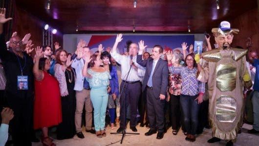 Luis Abinader: apoyo a la cultura marcará una diferencia
