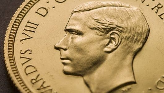 Una de las monedas más raras del mundo se vende por 1,3 millones de dólares