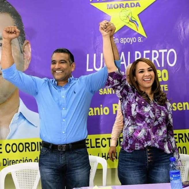 "Karen Ricardo asegura triunfo ""arrollador"" de Luis Alberto en Santo Domino Este"