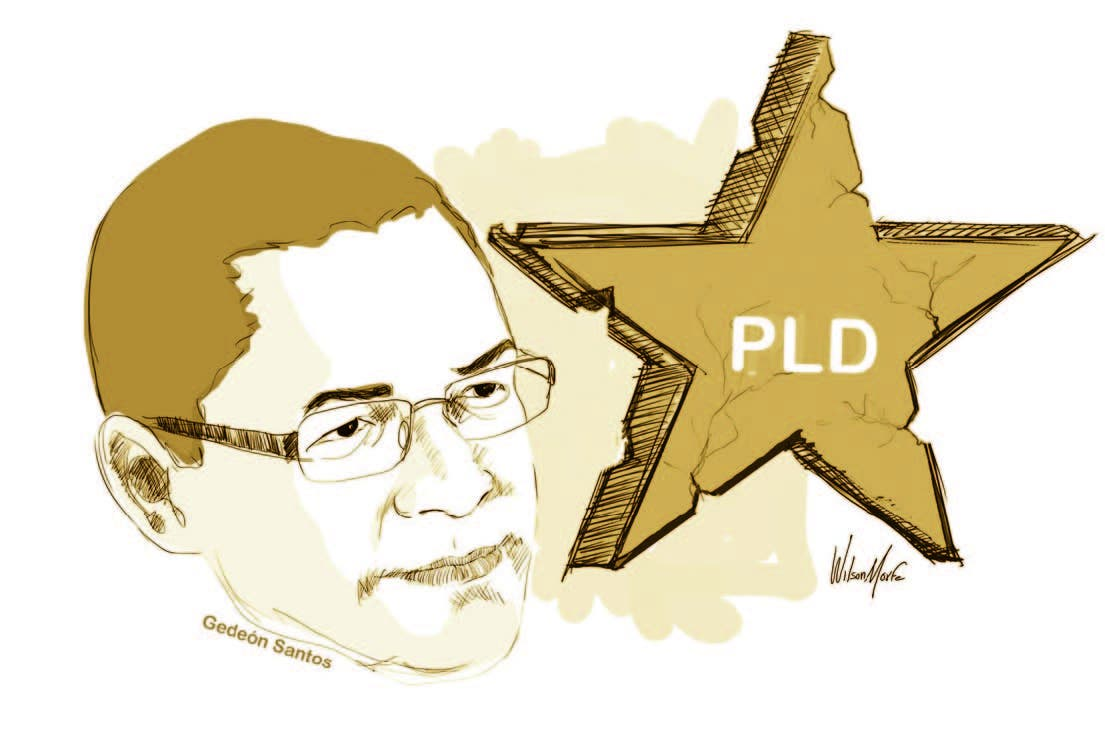 El quiebre histórico del PLD