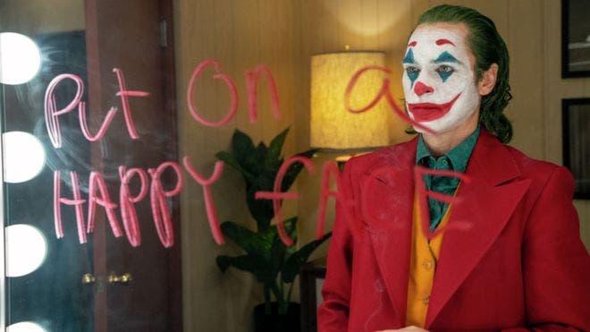 """Joaquin Phoenix está nominado por su papel en """"Joker""""."""