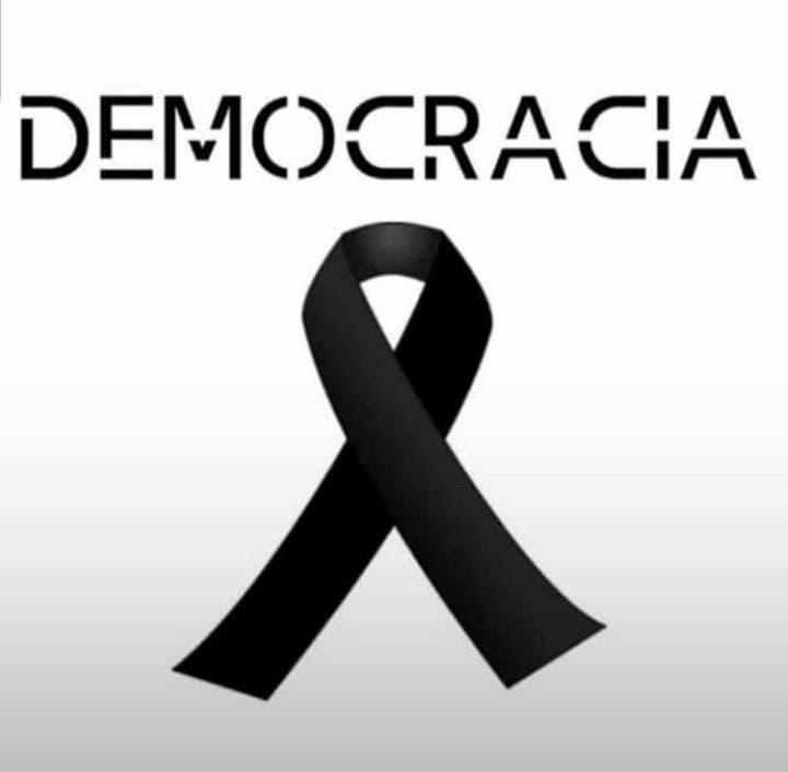 Artistas dominicanos de luto por democracia nacional