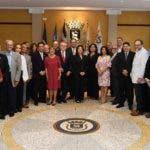HOMENAJE AL RECTOR DE LA UNIV.NACIONAL PEDRO HENRIQUEZ URENA, ARQ. MIGUEL RAMON FIALLO CALDERON.ASAMBLEA MUNICIPAL DE SAN JUAN. CASA ALCALDIA. SAN JUAN. FOTO DENNIS A. JONES 20 DE FEBRERO DE 2020