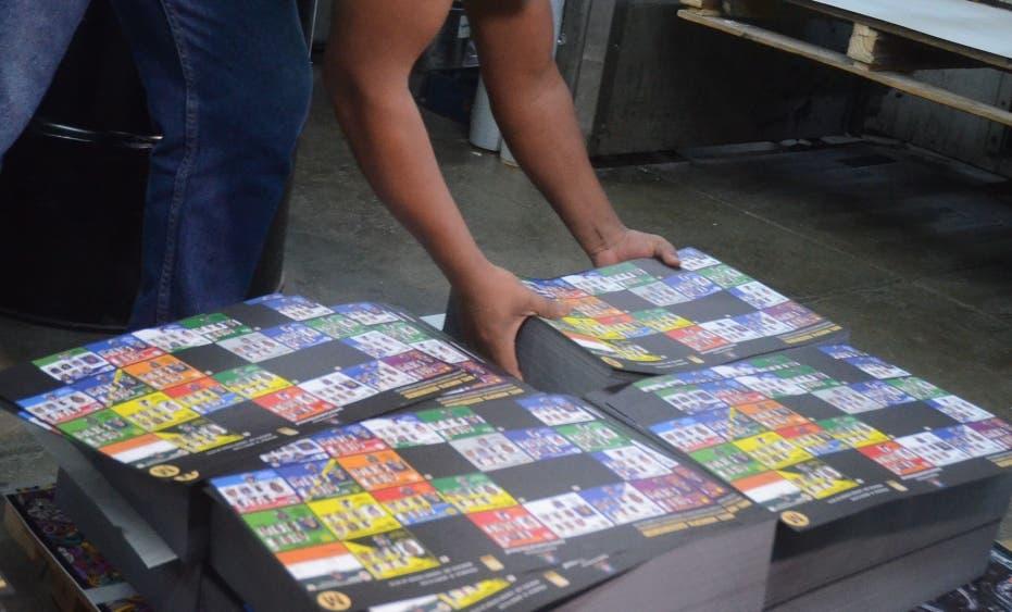JCE adjudica impresión de boletas electorales a tres empresas