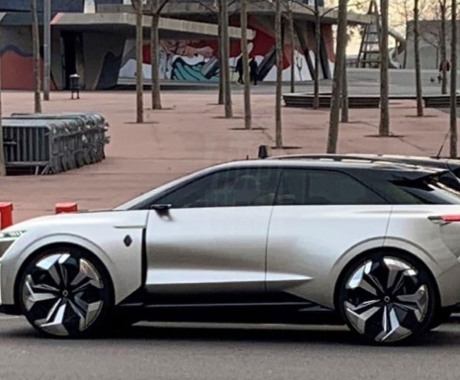 Un futuro Crossover Renault