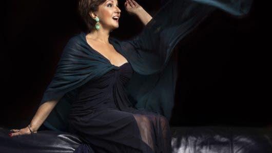 """Cecilia García anuncia concierto """"Una noche conmigo"""" en la capital"""