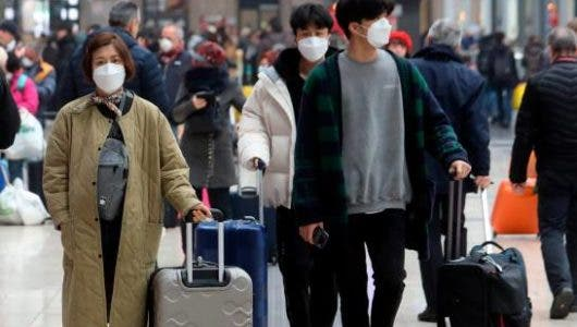 Coronavirus: Italia registra 283 infectados en ocho regiones