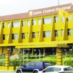Fachada de la Junta Central Electoral (JCE), Hoy/ Aracelis Mena. 15/08/2019