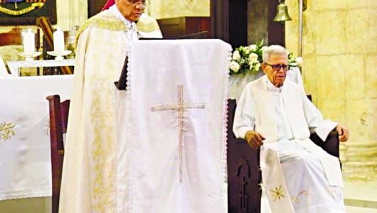 Arzobispo reitera llamado a pacto nacional entre líderes