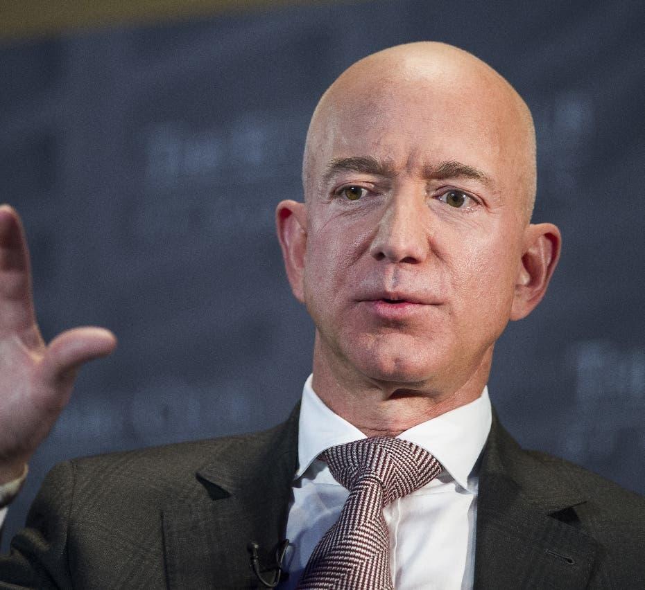 Jeff  Bezos anuncia  futura retirada como CEO tras un año de récord para Amazon