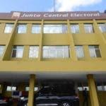la Junta Central Electoral (JCE) Santo Domingo Rep. Dom. 12 de febrero del 2020. Foto Pedro Sosa