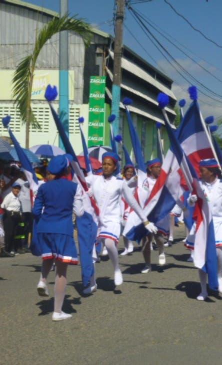 Con  actos   SPM celebra 176 años de la  Independencia