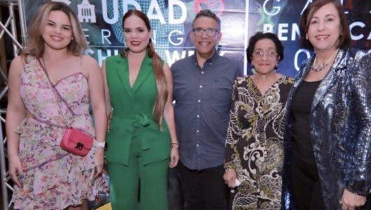 Gala benéfica a ritmo de merengue en la Ciudad Corazón