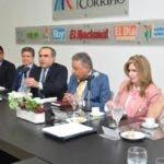 Almuerzo del Grupo de Comunicaciones Corripio con el sector industrial / Fotos: Pablo Matos