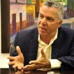 El pais.Entrevista al candidato a alcalde por el Partido Revolucionario Moderno (PRM), Manuel Jiménez.Hoy/Pablo Matos  3-2-2020