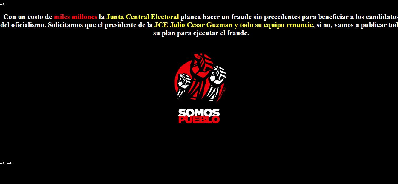 Listín Diario sufre «ataques» informáticos en su portal digital