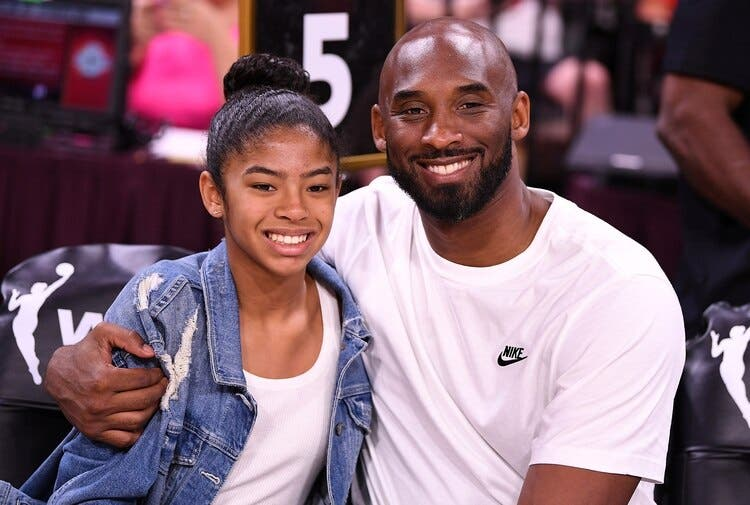 Así fueron sepultados Kobe Bryant y su hija Gianna