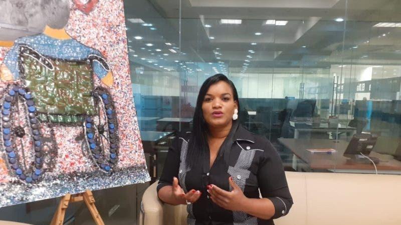 Cades Silvestre candidata a regidora de Boca Chica por el PLD