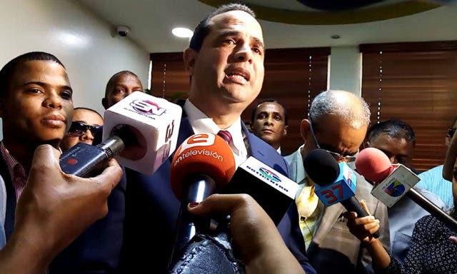 Fuerza del Pueblo solicita JCE conozca instancia que pide declarar inadmisible candidatura presidencial de Gonzalo Castillo