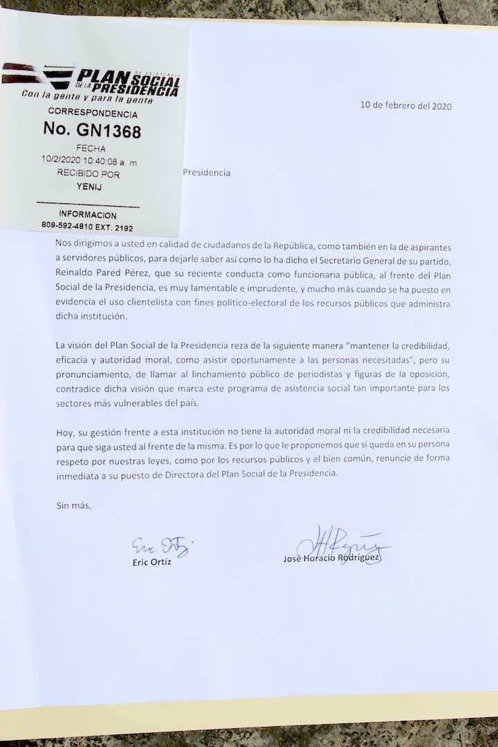 Carta Iris Guaba