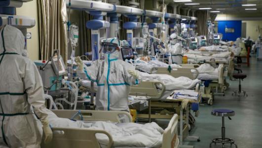 El coronavirus causa ya 1,426 muertos en Hubei, epicentro del brote