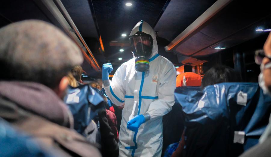 """Es """"inminente"""" la llegada del coronavirus a Puerto Rico, dice el Gobierno"""