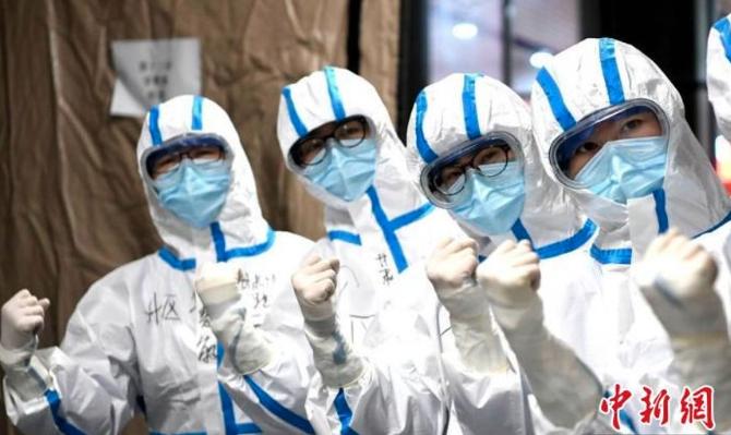 Embajador de China en RD comparte creativo tuit sobre Wuhan; muestra cara distinta al coronavirus