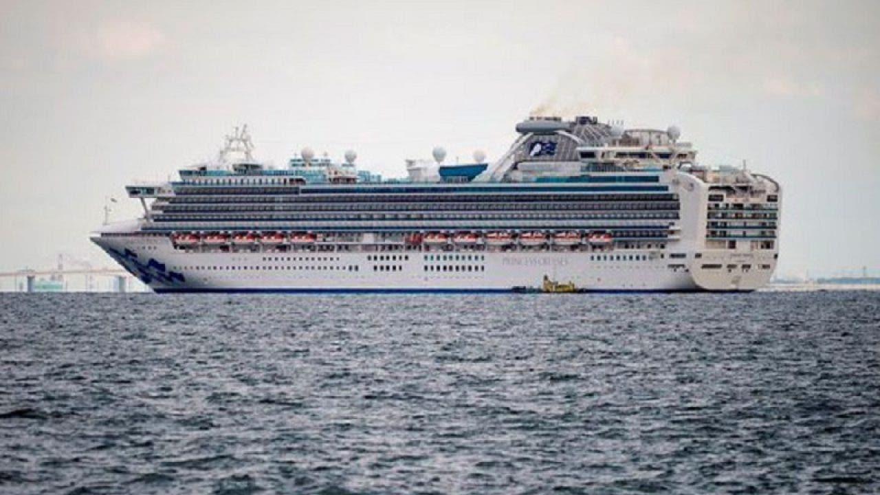 Alerta por coronavirus: Corea del Sur prohíbe el desembarco de cruceros