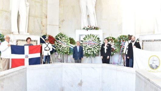 Fundación Juan Bosch conmemora Independencia Nacional y resalta legado de Matías Ramón Mella