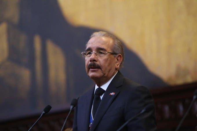 Así describió Danilo Medina el desarrollo economía al rendir cuentas ante la Asamblea Nacional