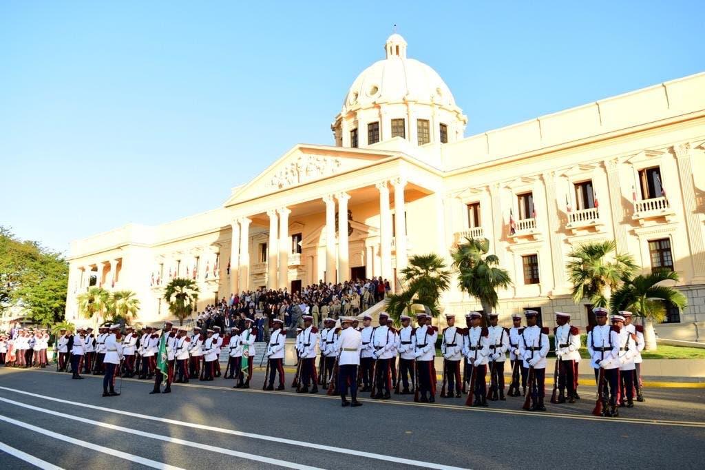 EN FOTOS: Vea aquí homenaje a Matías Ramón Mella por el presidente Danilo Medina