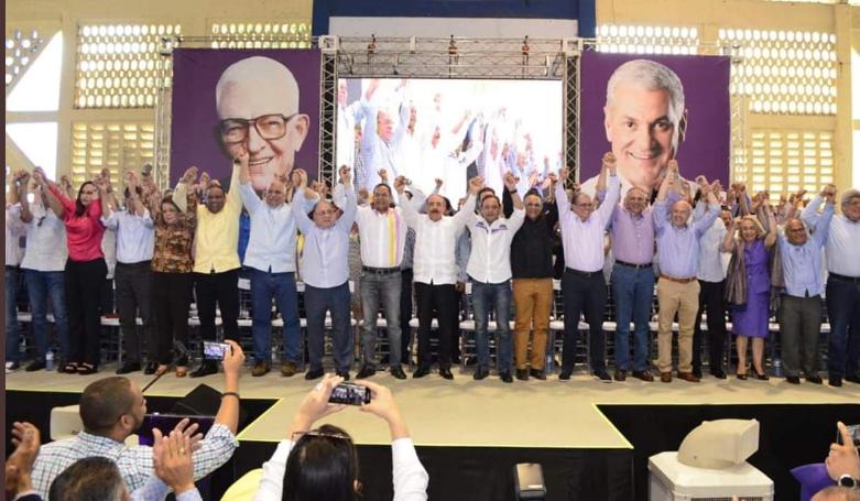 Danilo Medina: Tenemos tano que los líderes que han perdido las primarias, ahora son candidatos de oposición