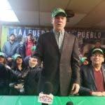 Dirigentes FP en NJ se mantendrán vigilante ante elecciones RD